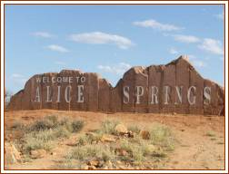 Welcome to Alice Springs Desert Rose Inn