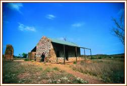 Old Police Station - Arltunga Historical Reserve -  Photo Courtesy NTTC